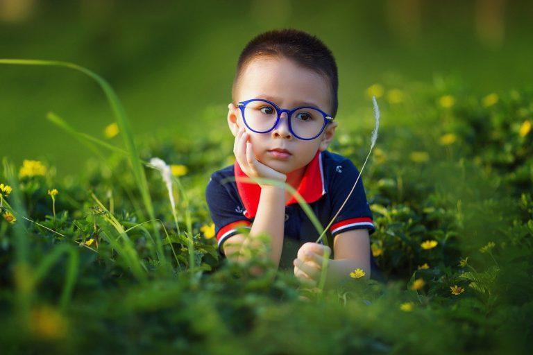 Help, mijn kind moet een bril